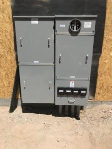 600 amp Service